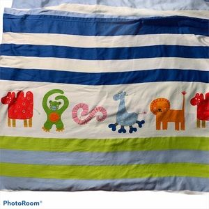 Kids Twin Duvet Cover and Pillow Case